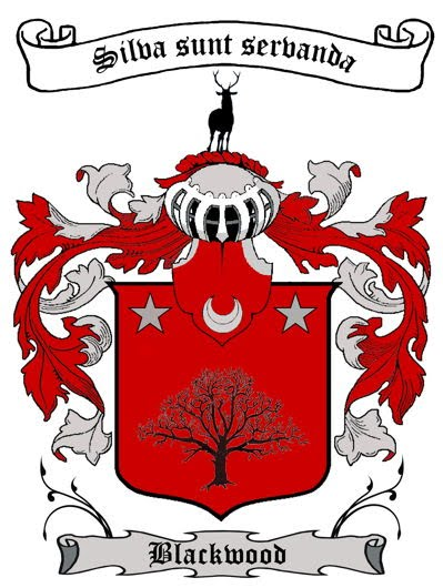 Blackwood Coat of Arms
